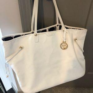 Henri Bendel extra large tote bag